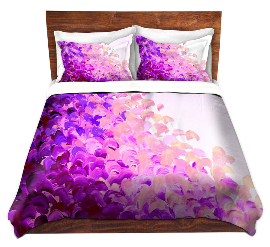 Creation in Color Lavender Duvet