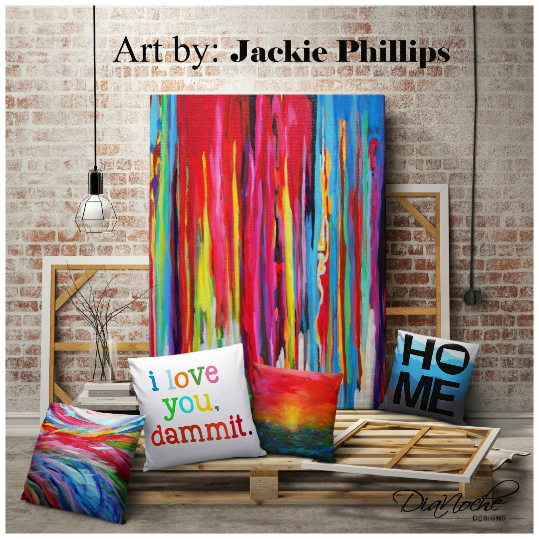 Jackie Phillips Art Artist