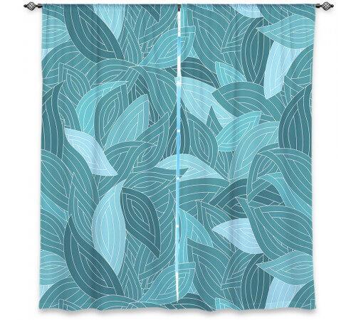 Window Art Curtains
