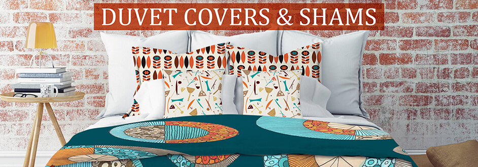Duvet Cover & Sham
