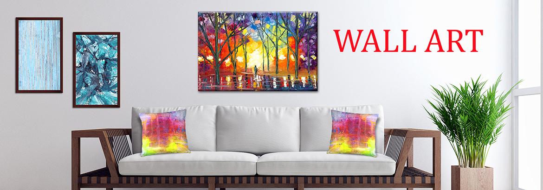 Wall Art Banner Light