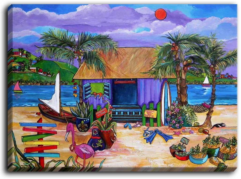 Patti Schermerhorn Island Time