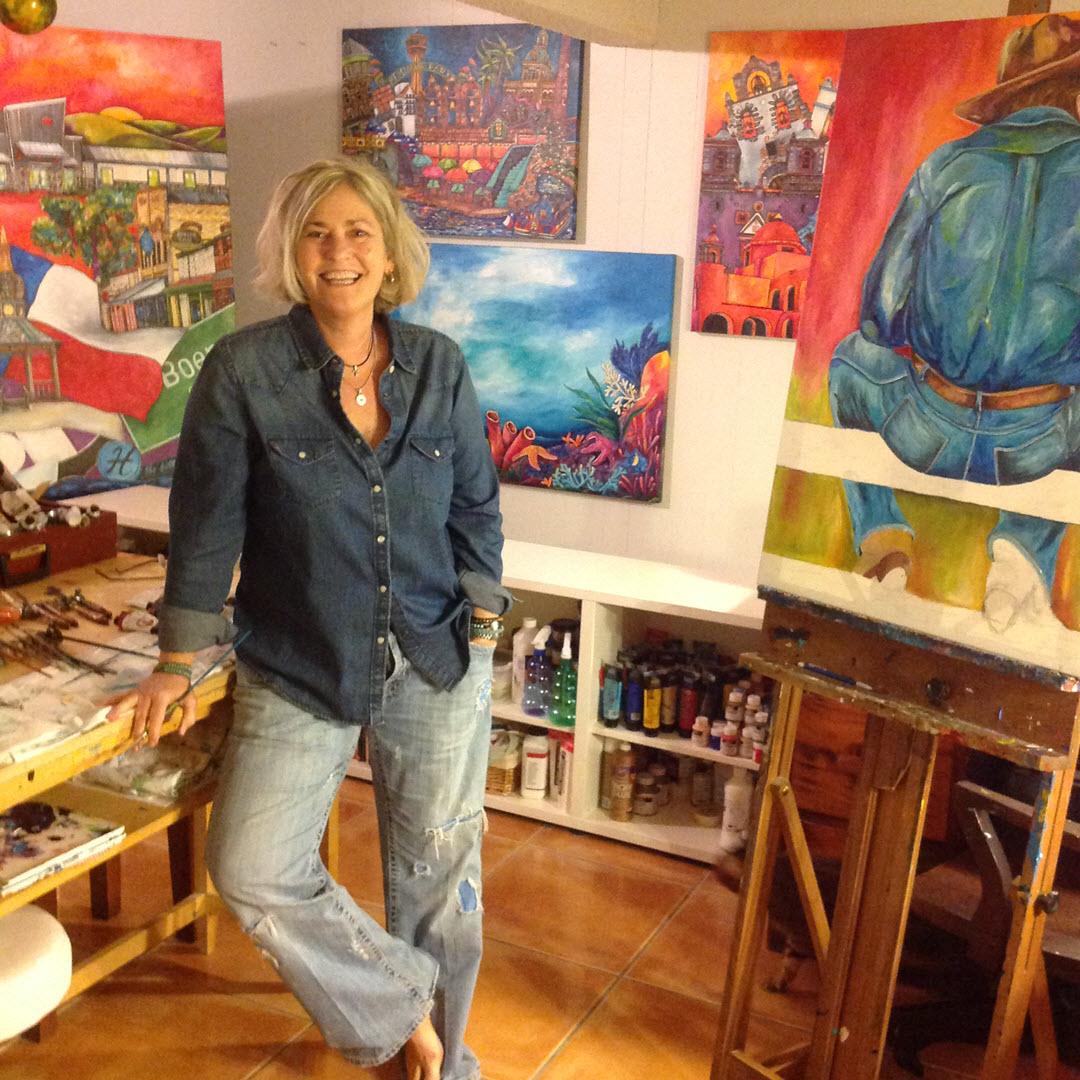 DiaNoche Designs Featured Artist: Patti Schermerhorn