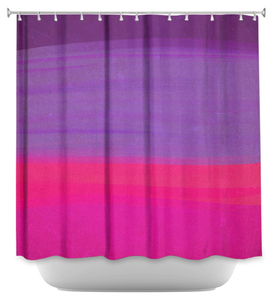 Skies the Limit VIII- Shower Curtain