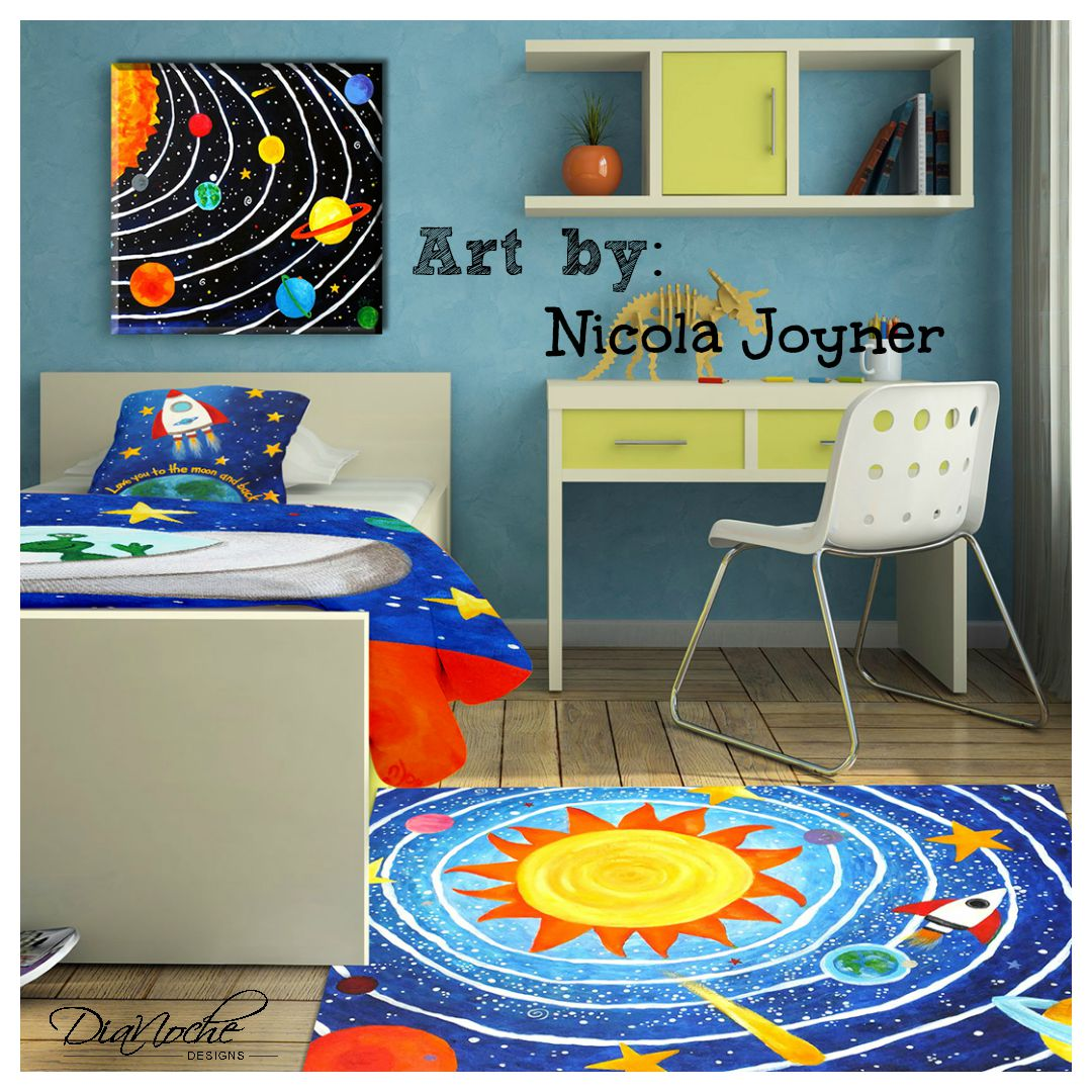 DiaNoche Designs Featured Artist: Nicola Joyner