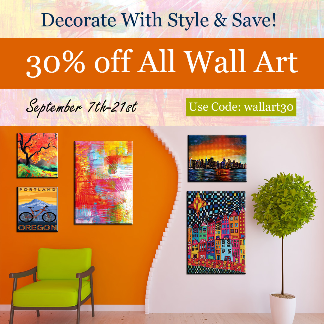 Wall Art Sale