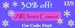 30% off Duvets